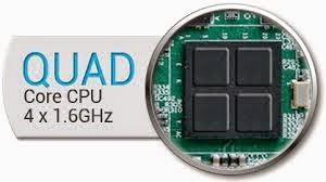 Makna processor quad core di smartphone
