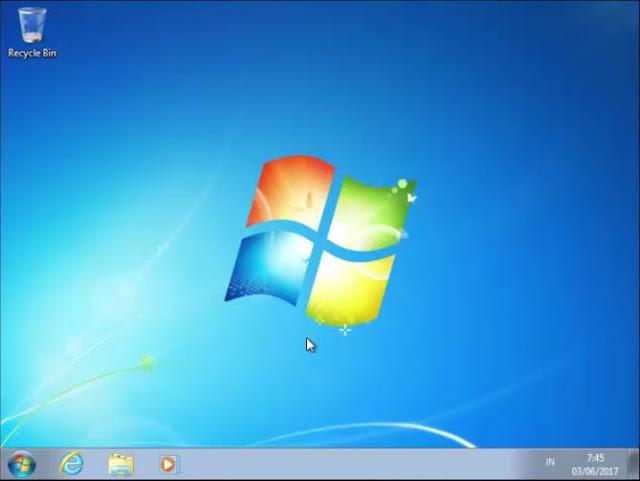 Cara install Windows 7 dengan Flashdisk tanpa kehilangan data 16