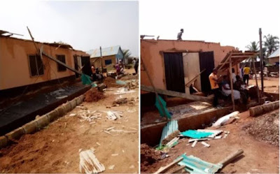 One Dies, 300 Houses Destroyed in Katsina Windstorm