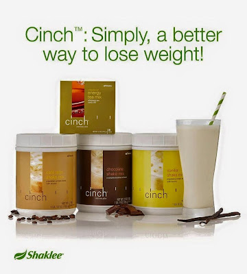 Image result for Cinch shaklee