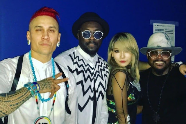 """CL and The Black Eyed Peas """"Dopeness"""" Will be Released Tomorrow 26th Oct 2018"""