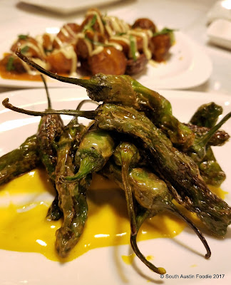 El Chipiron padron peppers