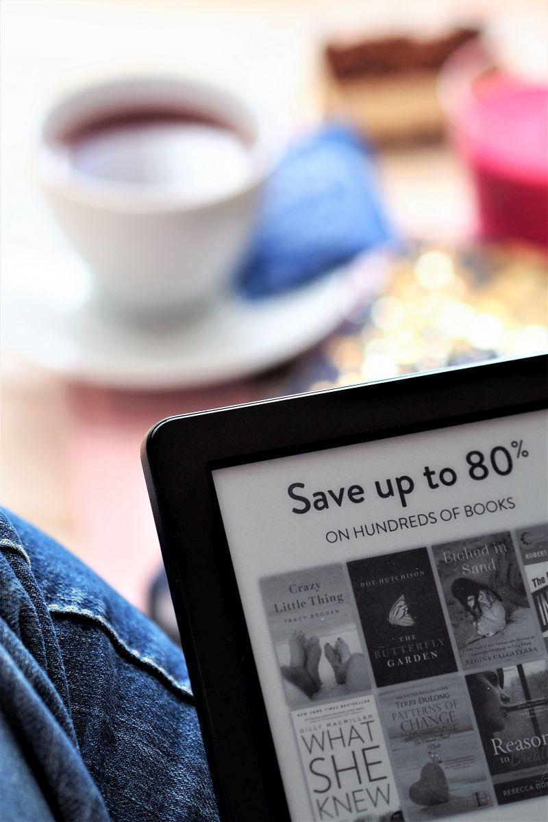 urządzenie do czytania książek w wersji elektronicznej