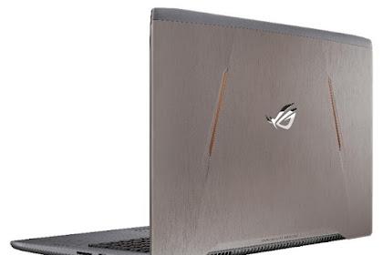 ASUS ROG STRIX GL502VM Mengusung Intel Generasi ke-7 dan GeForce GTX1060 Series