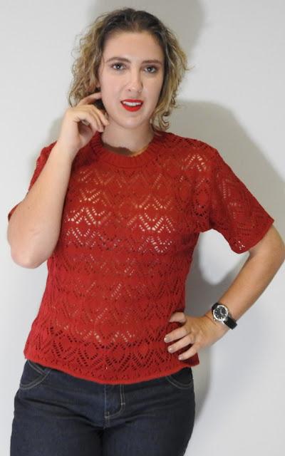 PETIT FIO moda mulher roupa feminina tricot