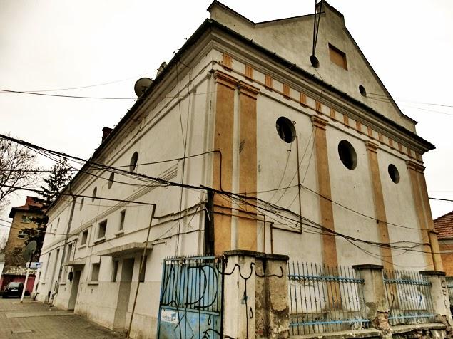 sinagoga cluj-napoca