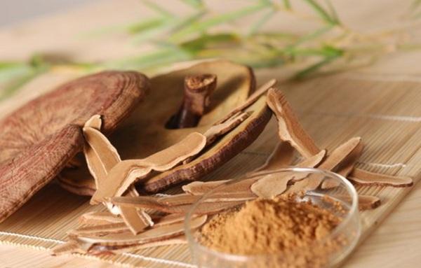 cách sử dụng nấm linh chi chữa bệnh