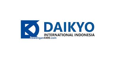 Lowongan Kerja PT. Daikyo International Indonesia Jababeka