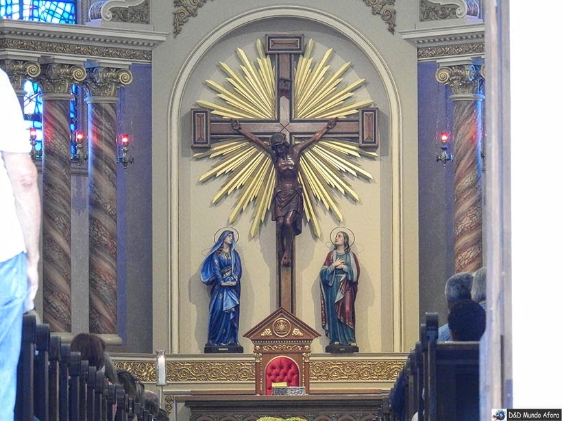 O que fazer em Criciúma, Santa Catarina - Catedral de São José