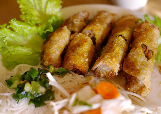 Fried Spring Rolls: a perfect combination of crispness and freshness 2