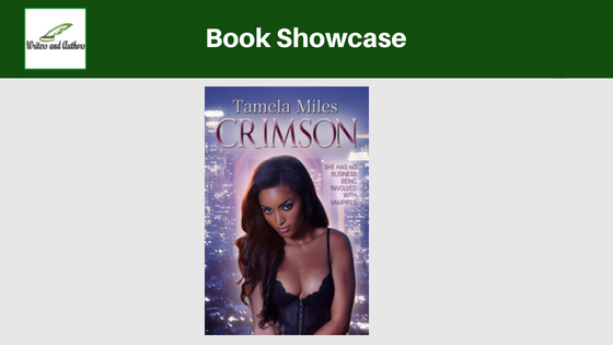 Book Showcase: Crimson by Tamela Miles