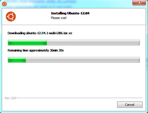 wubi ubuntu 64 bits