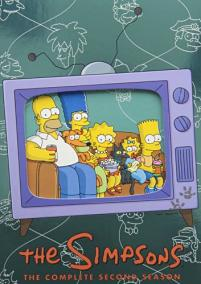 Los Simpsons Temporada 2 Online