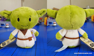 Yoda Star Wars soft Toys review Hallmark