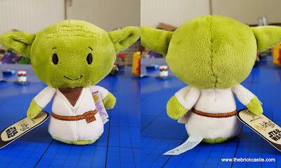 Yoda Star Wars soft Toys review Hallmark