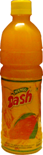 Pet Bottle Mango Drink