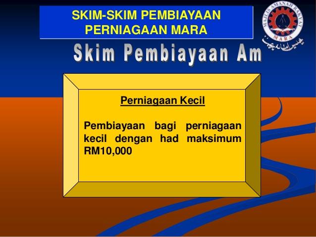 MARA Sediakan Pinjaman RM10,000 Tanpa Faedah Untuk Usahawan Belia Bumiputera