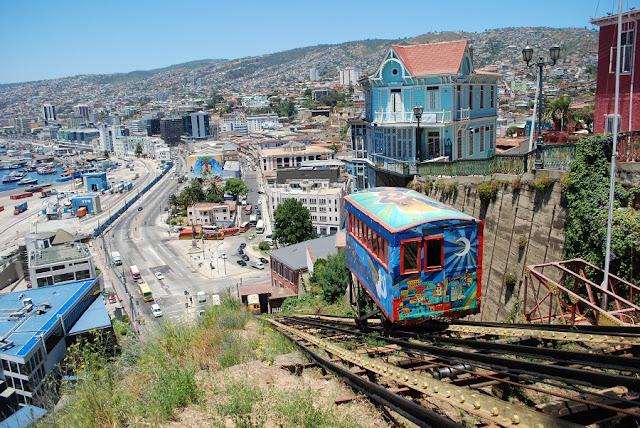 O que fazer no verão em Valparaíso