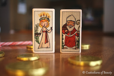 Feast of St. Nicholas 2016 | by CustodiansofBeauty.blogspot.com