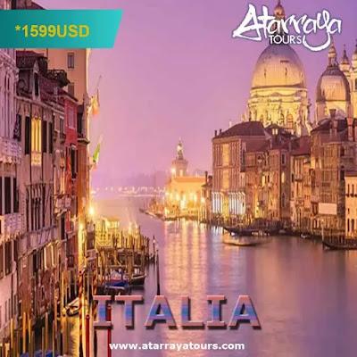 Tours Italia