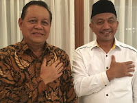 Sudrajat-Syaikhu Melejit Begini Reaksi Ridwan Kamil