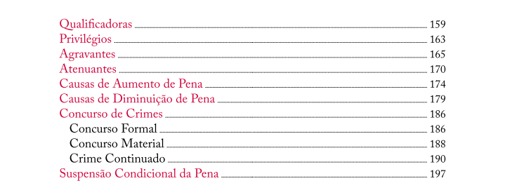 Coletânea Temática de Jurisprudência: Penal e Processo Penal