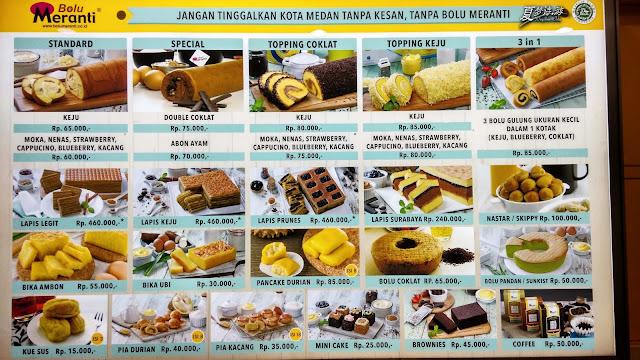 Bolu Meranti Medan必买
