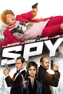Spy 2015 Dual Audio 720p BluRay
