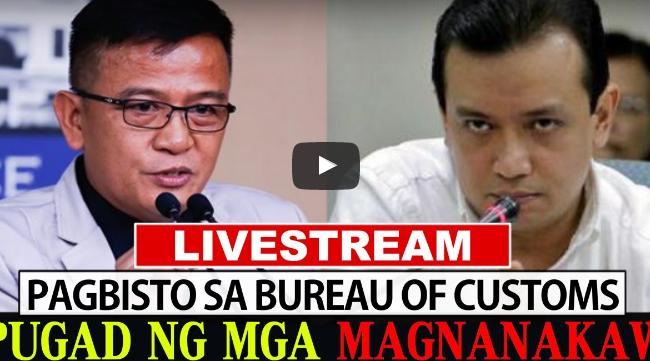 WATCH: Trillanes Napahiya Sa Dating Kakusa Dahil Sa Galing Ng Pamumuno Sa Bureau Of Customs