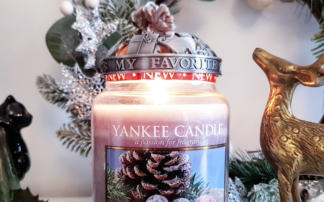 Yankee Candle BALSAM & CLOVE - recenzja - Czytaj więcej »