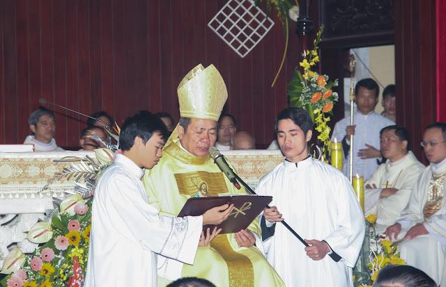 Lễ truyền chức Phó tế và Linh mục tại Giáo phận Lạng Sơn Cao Bằng 27.12.2017 - Ảnh minh hoạ 108