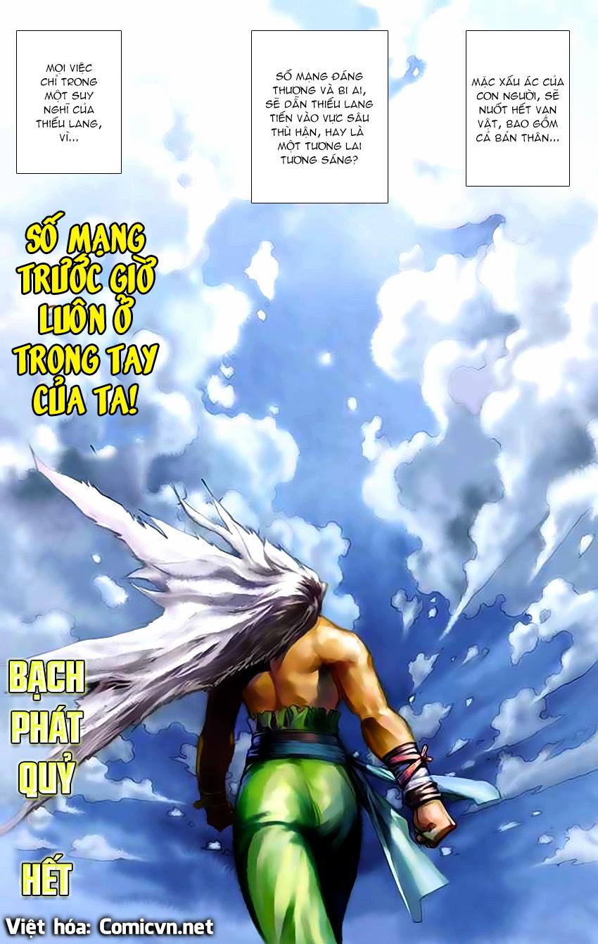 Bạch Phát Quỷ chap 7 - Trang 33