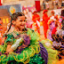 Quadrilhas infantis disputam Festival da Arena Deodete Dias