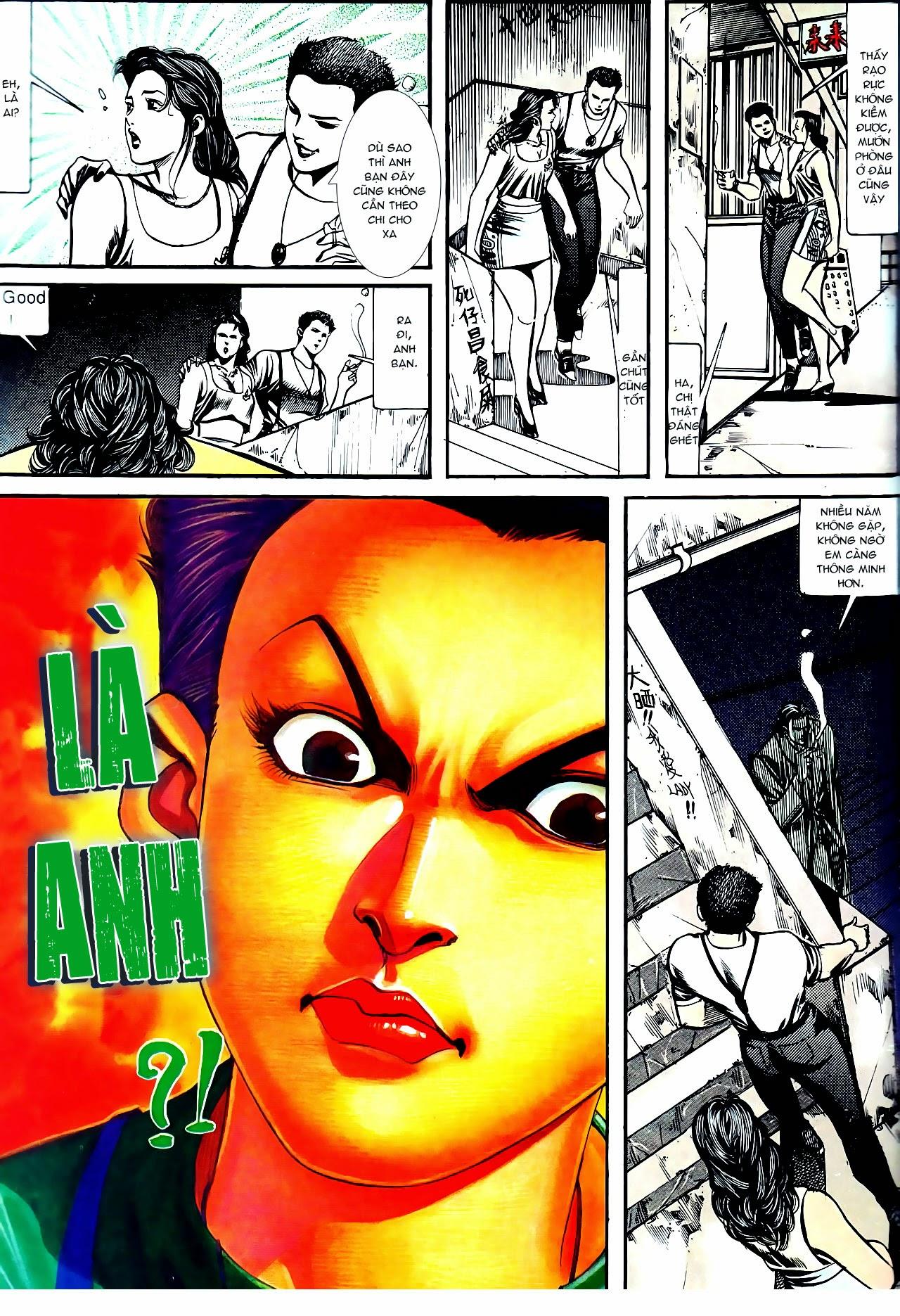 Người Trong Giang Hồ chapter 135: cạm bẫy rình rập trang 21