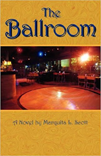 Cover of The Ballroom, a novel by Marquita Scott