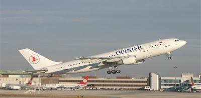 طائرة تركية - أرشيفية
