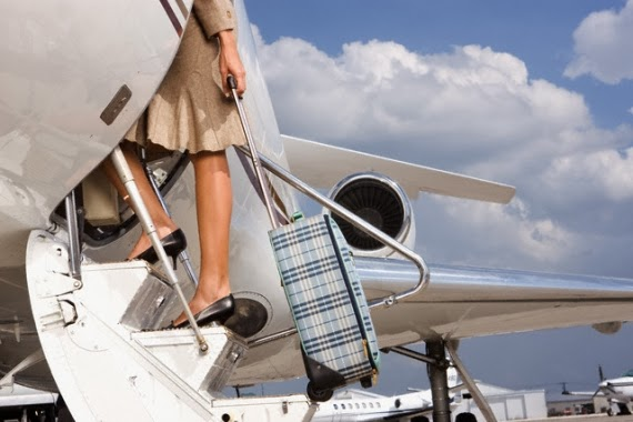 saiba como prevenir uma trombose em viagens de avião