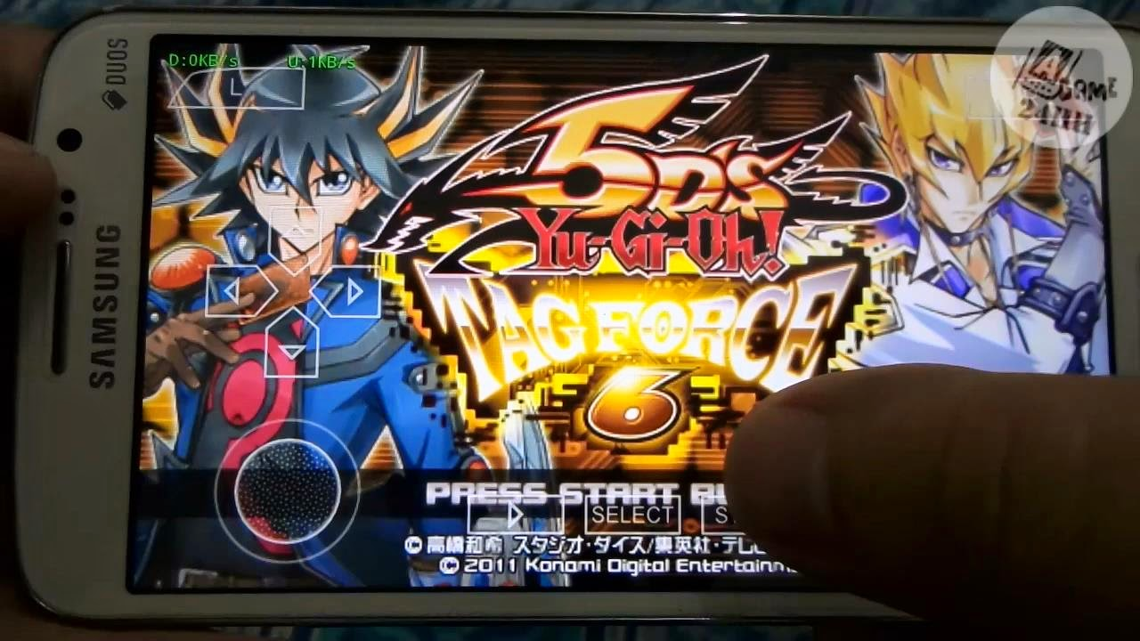 yu gi oh tag force 6 english patch iso