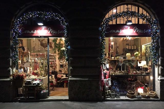 negozi natale milano