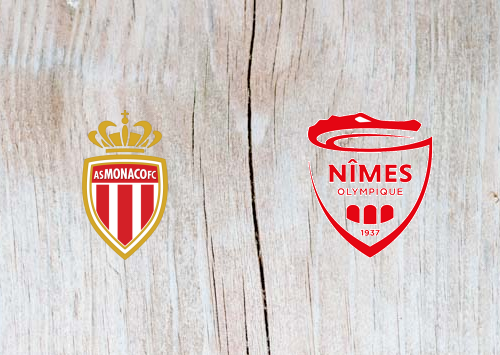 Monaco vs Nimes Full Match & Highlights 21 September 2018