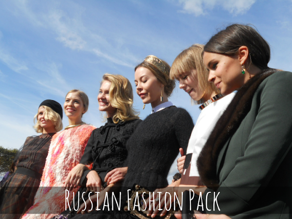 RUSSIAN FASHION PACK: ELENA PERMINOVA