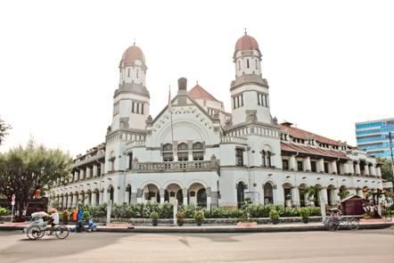 Lawang Sewu, Wisata Mistis, Wisata Semarang