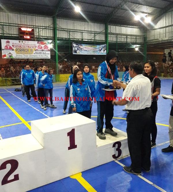 Futsal Batara Putra Boyong Emas