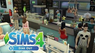 The SIMS 4 Dine Out download full version free