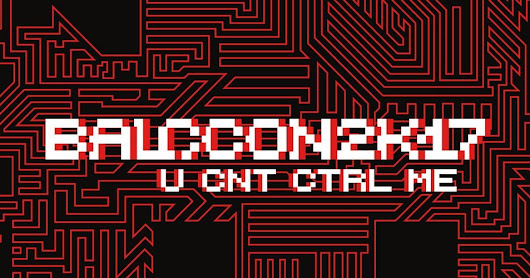 """Moving Towards CyberResilience"", BalCCon2k17"