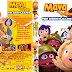 Maya the Bee: The Honey Games DVD Cover