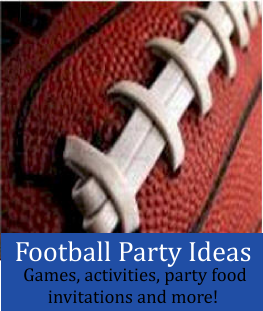 Football Charades by Birthday Party Ideas 4 Kids