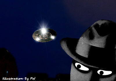 UFOs as Espionage Tools