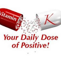 Vitamin K your dailt dose of positive