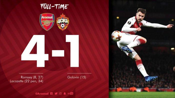 Arsenal Vs CSKA